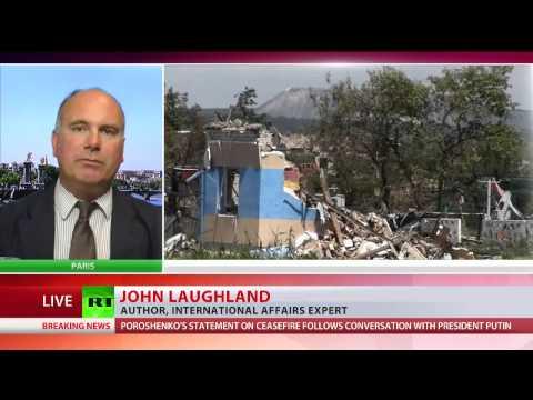 'Ceasefire flip-flopping shows Poroshenko govt's extreme inconsistency'