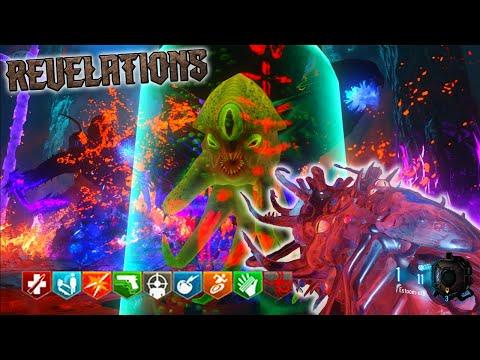"""BLACK OPS 3 ZOMBIES """"REVELATIONS"""" MAIN EASTER EGG + ENDING CUTSCENE! (BO3 Zombies)"""