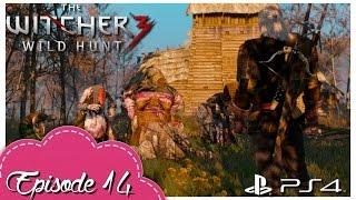 """Seaside la sorceleuse sur The Witcher 3 / épisode 14 / """"Les belles sorcières"""" [FR/PS4]"""