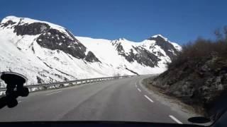 Unterwegs in Norwegen Mai 2017