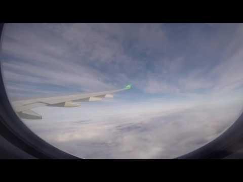 Aer Lingus a330-302 Dublin to Malaga *Full Flight*