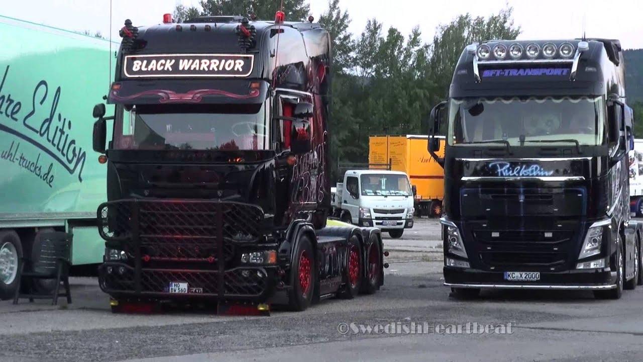 Impressionen Truckertreffen Bautzen Singwitz 2014