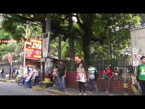 Cruisin' Through Wild Part Of Ermita Manila - Philippines Fun