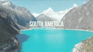 Just Go! South America / 2019 / Cinematic Travel Video