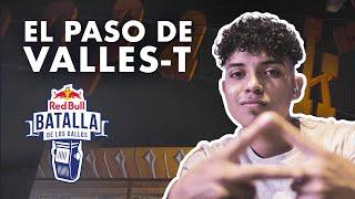 El PASO de VALLES-T  Red Bull Internacional 2019