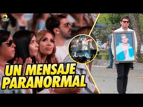 EXCLUSIVO: LEGARDA se le MANIFESTÓ a LUISA FERNANDA durante su VELORIO
