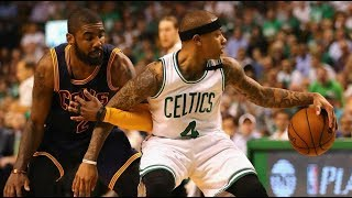Kyrie Irving Traded To Celtics For Isaiah Thomas!