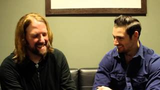 Seether Interview with John Humphrey on 2015 U.S. Tour