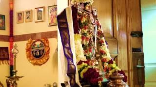 """108 Divine Names (Sanskrit) Hymn on Lord Vishnu (Narayana) - """"Vishnu Ashtothra Shathanama Sthotram"""""""