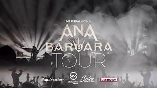 Ana Bárbara Presenta Mi Revancha Tour 2019