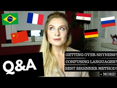 Will I ever learn an Asian language?  LANGUAGE Q&A