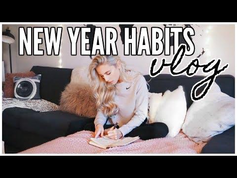 Starting New Habits | HEALTH, FITNESS & CREATIVITY