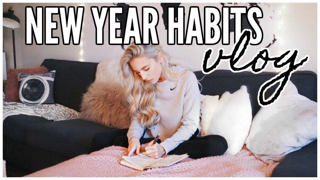 Starting New Habits | HEALTH, FITNESS & CREATIVITY image