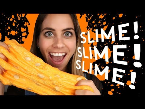 How To Make Homemade Slime | Lucie Vlogs | Refinery29