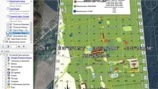 Создание KMZ и KML карт для навигации Locus Map и навигаторов Garmin