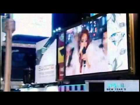 Lindsay Lohan - Rumors (Live MTV Iced Out New Year's Eve 2005)