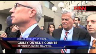 Skelos Corruption Trial: Guilty On All 8 Counts