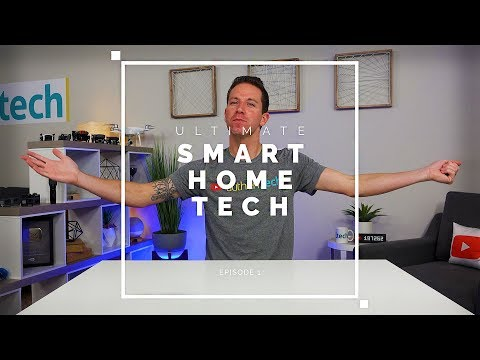 My Ultimate Smart Home Tech!! - Episode 1