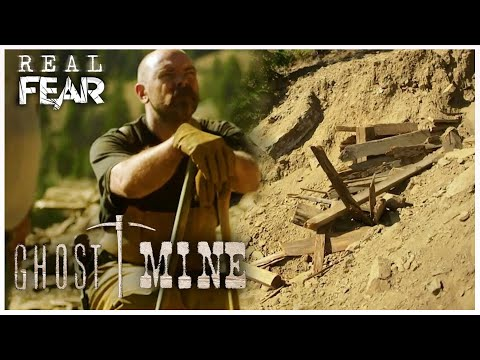 Landslide Brings Mining To A Halt | Ghost Mine | Real Fear