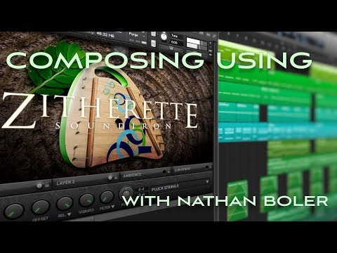 Composing Using Zitherette With Nathan Boler