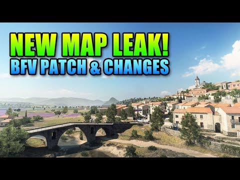 New Map Leak + Patch Ch-ch-changes For Battlefield 5