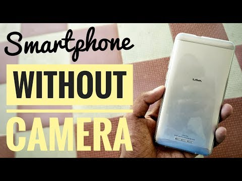 A Smartphone Without Camera | Lava R1s