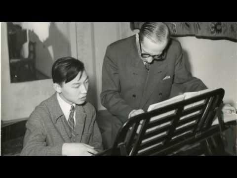 Fou Ts'Ong – Mazurka in C minor, Op. 56 No. 3 (1955)