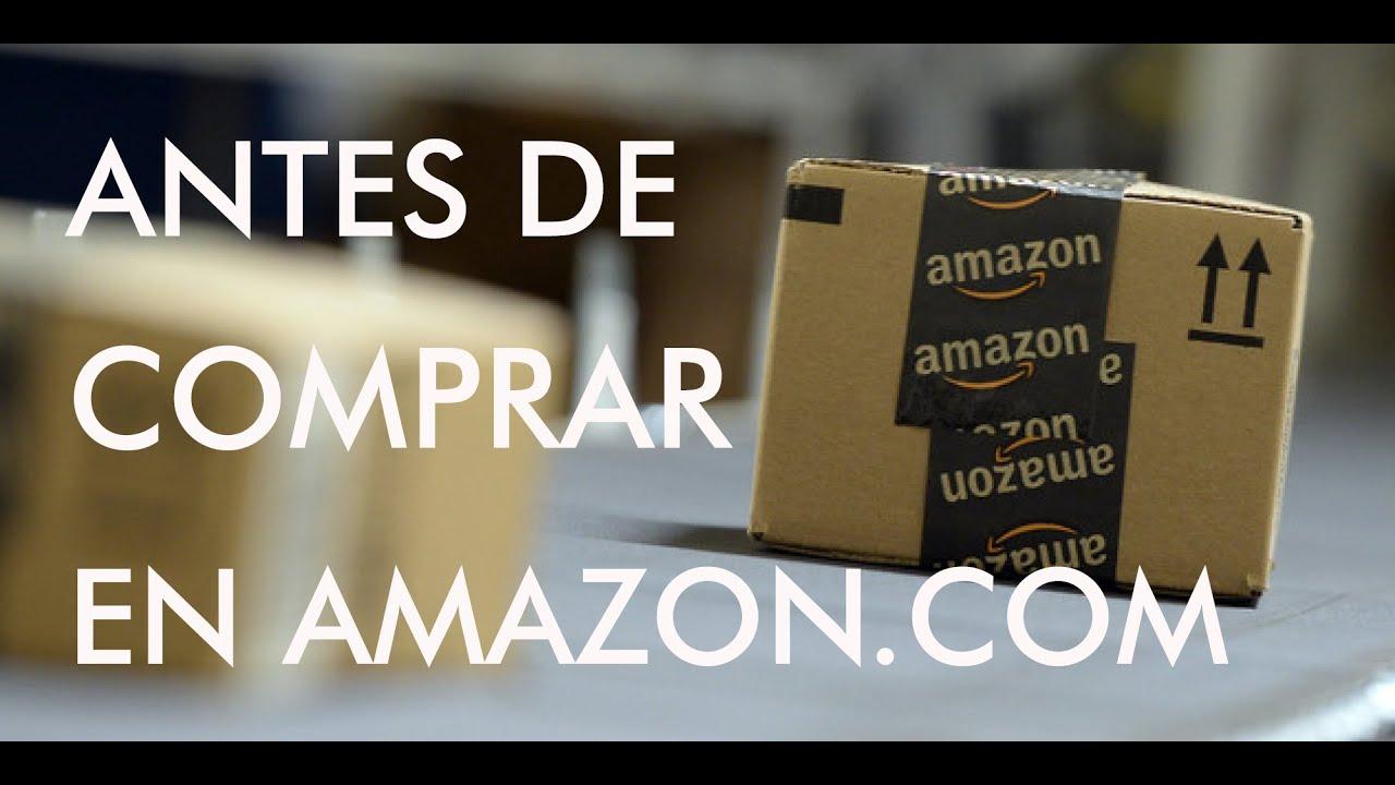 COMPRAR EN AMAZON DESDE IRLANDA