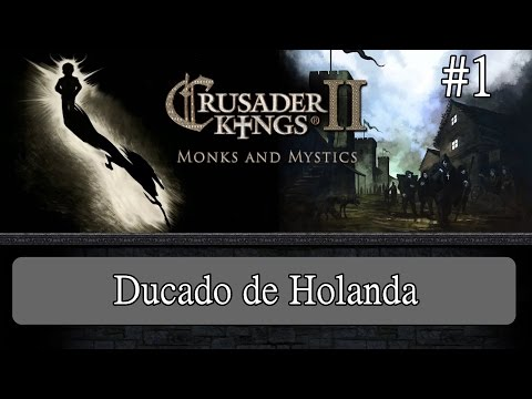 "Crusader Kings II | DLC ""Monks & Mystics"" 