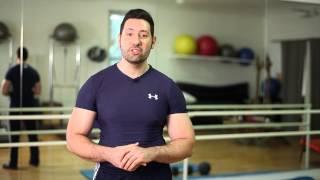 Torso Lift Exercises : Core Stability Training