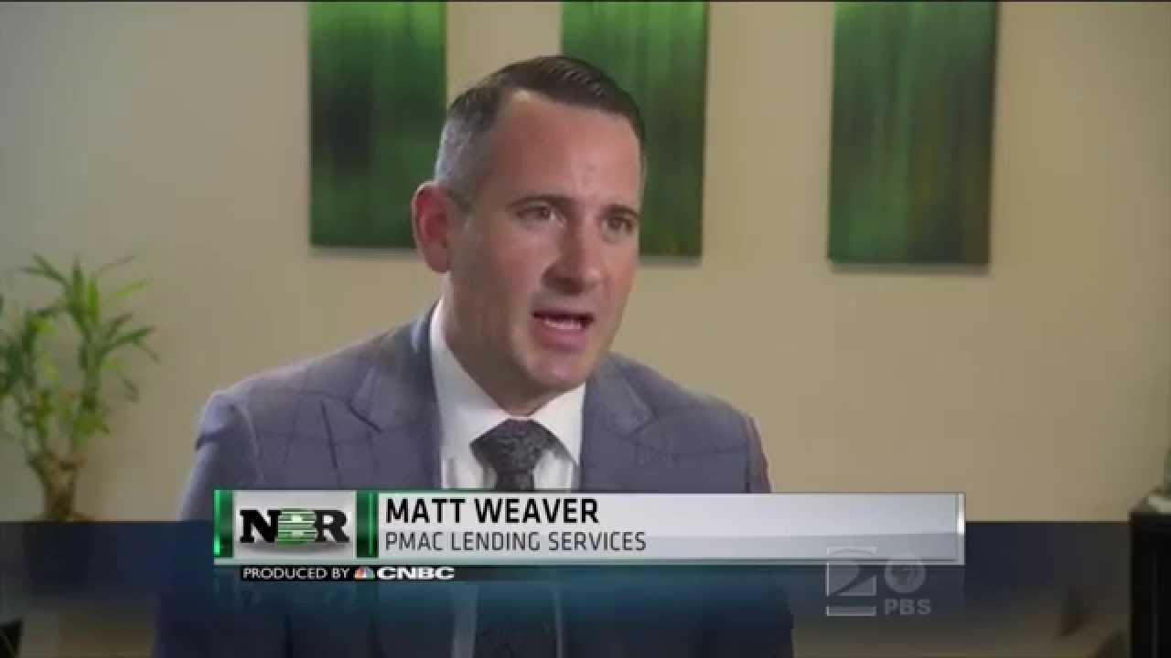 Matt Weaver of Finance of America Mortgage talks with CNBC