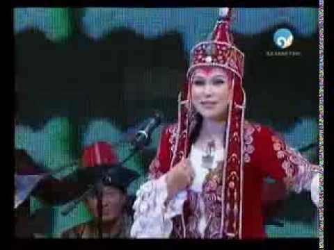 """Kazak Halik Ani  """"Ahau gulderaiym"""" Maira Muhamedkizi"""