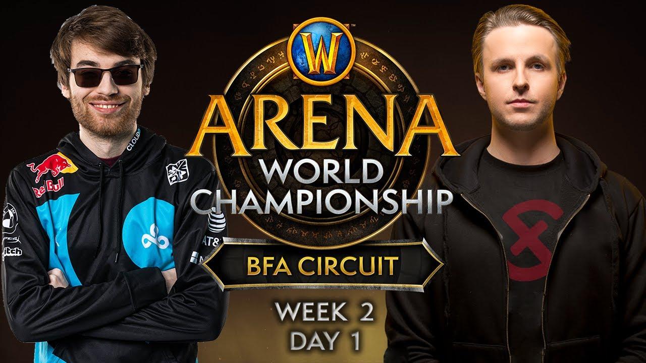 AWC BFA Circuit | Week 2 - Day 1 | Full VOD thumbnail