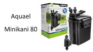 видео Фильтр внутренний Aquael ASAP 700 650л/ч (от 100 до 250 л)