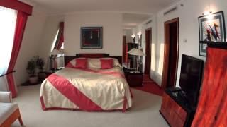 Presidential suite tour Kempinski Hotel Corvinus Budapest