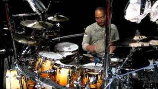 Nate Morton: Mozambique drum solo motif