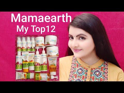 mamaearth-my-top-12-products-|-rara-|-skincare-&-haircare-|