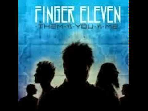 Paralyzer~Finger Eleven(Them Vs You Vs Me☺☻)