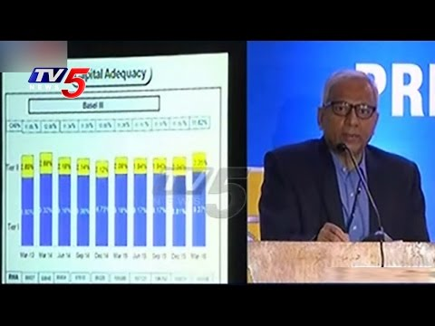 State Bank Of Hyderabad 2015 -16 Financial Results Released | TV5 News