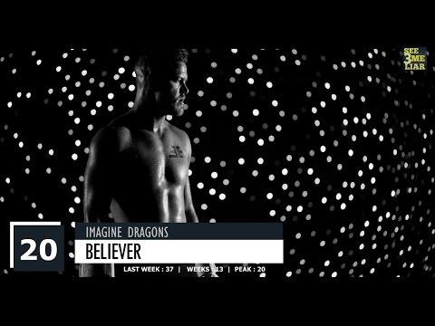Billboard US Hot 100 This Week, 20 May 2017
