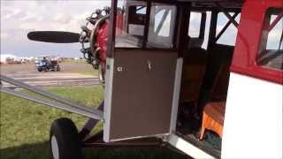 Fairchild 71 at 2015 Sun 'n Fun, Lakeland Florida. Lakeland Linder ...