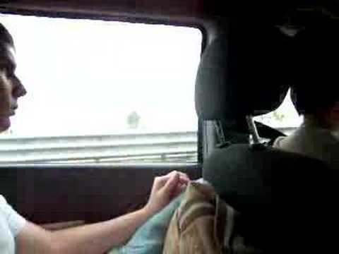 Rome Cab Ride