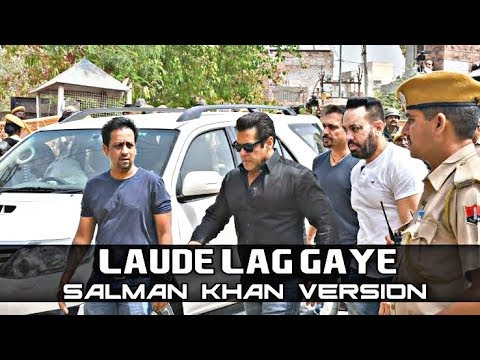 Laude Lag Gaye - Salman Khan Version