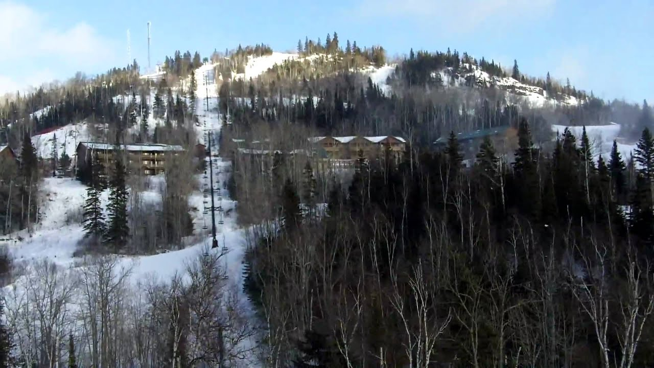 gondola ride with a view of eagle ridge resort - youtube