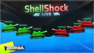 Just A Video Of Me And My Friends Playing Shellshock! (Shellshock Live)