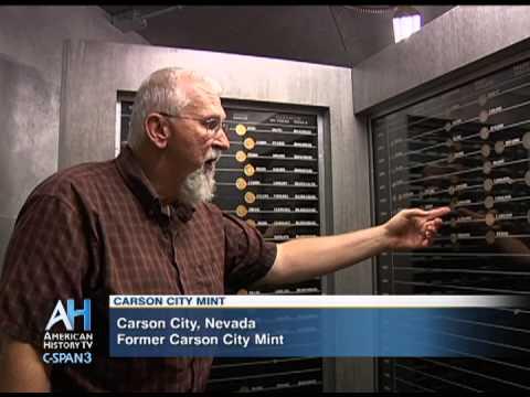 C Span Cities Tour Carson City Carson City Mint Youtube
