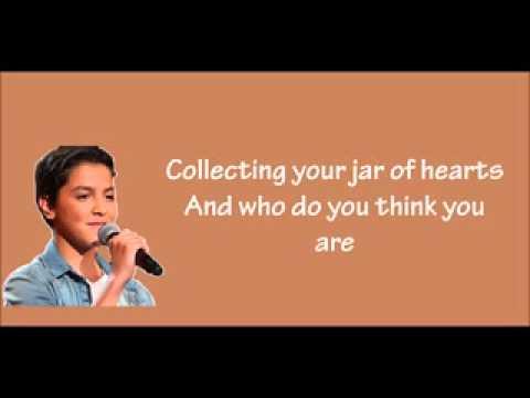 Ayoub Maach - Jar of Hearts (Lyrics) - YouTube
