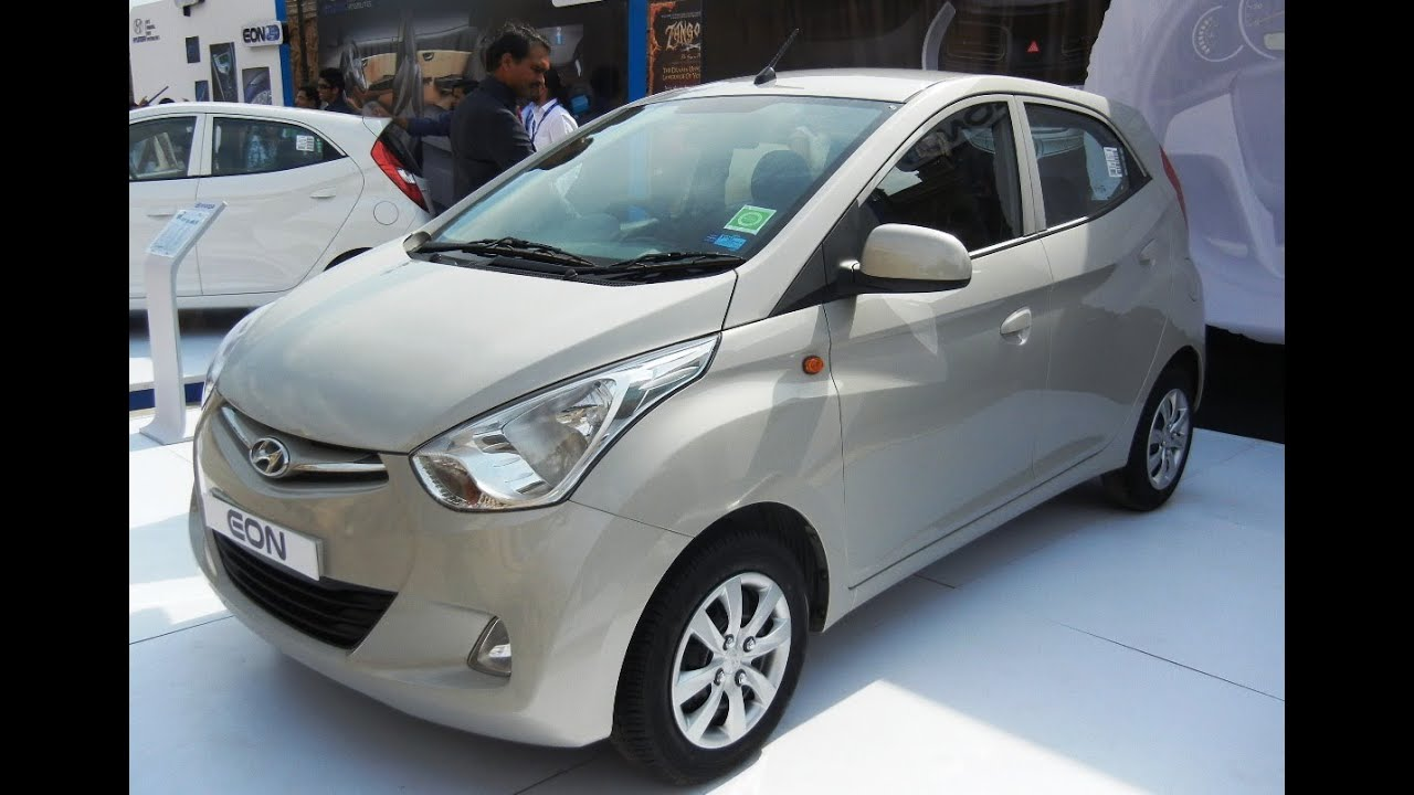 Hyundai Eon Detailed Exteriors and Interiors Review and ...