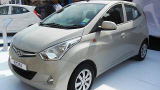 Hyundai Eon Detailed Exteriors and Interiors Review and Walk Around