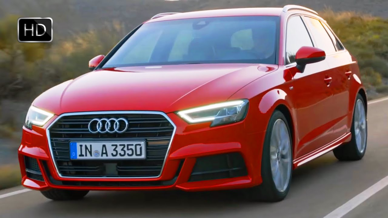 2017 audi a3 quattro sportback facelift road test drive hd youtube. Black Bedroom Furniture Sets. Home Design Ideas